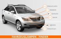 Fahrzeuglampen-Finder