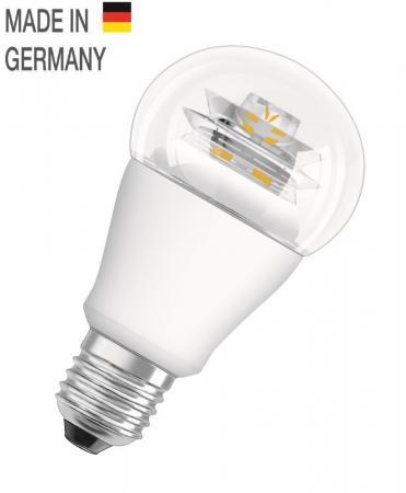 10x LED Glühlampe Leuchtmittel 10W warmweiss Kugel Milchglas 800lm EEK A NEU