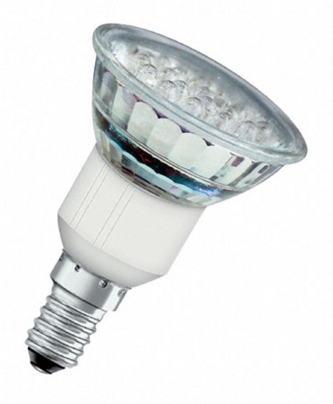 osram led star r50 20 25 2w warm white e14 spotlight in blister ebay. Black Bedroom Furniture Sets. Home Design Ideas
