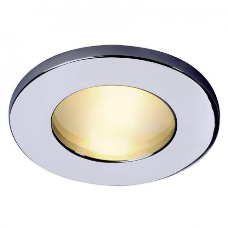 SLV 111002 DOLIX MR16 Downlight, rund, chrom, max. 35W
