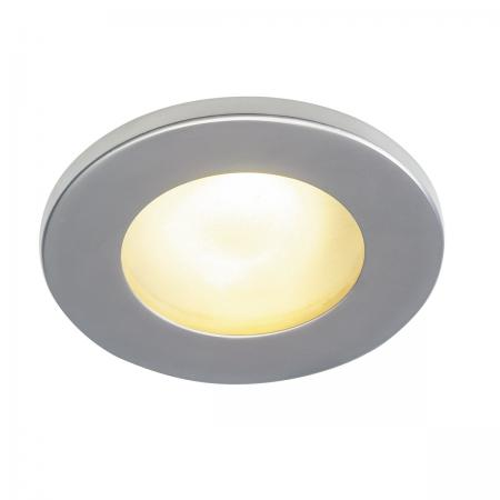 SLV 111008 DOLIX MR16 Downlight, rund, silbergrau, max. 35W