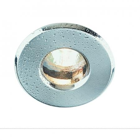 SLV 111018 OUT 65 Downlight, rund, chrom, MR16, max. 35W