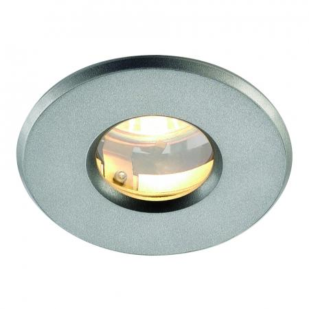 SLV 111019 OUT 65 Downlight, rund, silbergrau, MR16, max. 35W