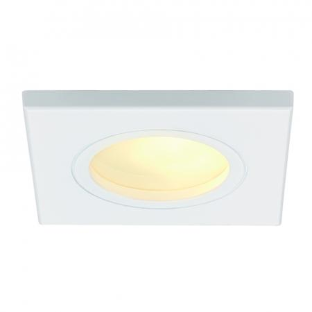 SLV 111121 DOLIX MR16 SQUARE Downlight, weiss, max.35W