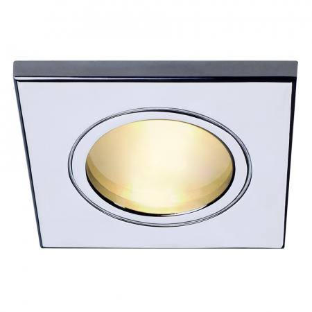 SLV 111122 DOLIX MR16 SQUARE Downlight, chrom, max.35W
