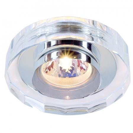 SLV 114921 CRYSTAL II Downlight, chrom/Kristall klar, MR16, max. 35W