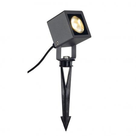 Beleuchtung Grau WunderschöNen Ledino Sendling Erdspießleuchte Led 3w Ip65 1-flg Garten & Terrasse