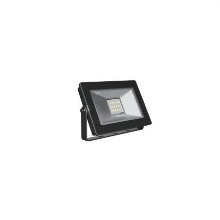 OSRAM Siteco PrevaLight Floodlight 10W 3000K 800 Lumen IP65 schwarz