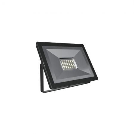 OSRAM Siteco PrevaLight Floodlight 30W 3000K 2400 Lumen IP65 schwarz