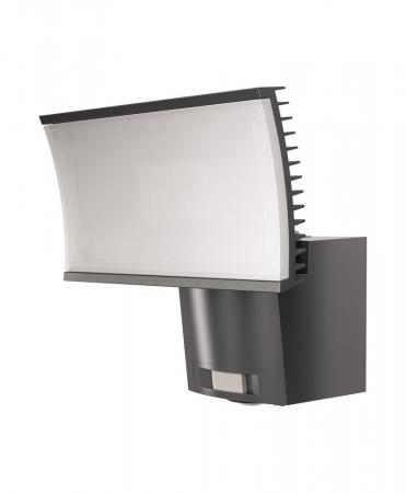 osram noxlite led hp floodlight 41106 23w gr grau. Black Bedroom Furniture Sets. Home Design Ideas