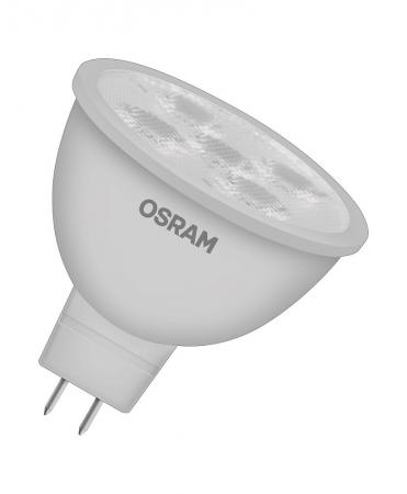 4 x Osram LED Superstar MR16 35 5.5W 36° GU5.3 GLOWdim 2000-2700K wie 35W