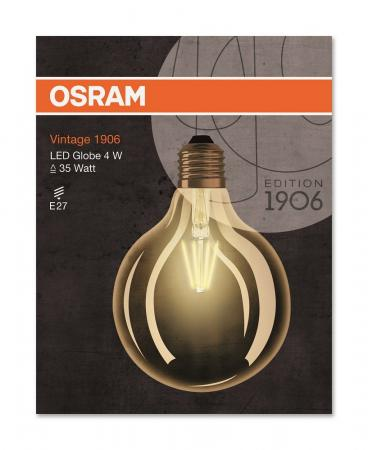 osram design retro lampen und leuchten. Black Bedroom Furniture Sets. Home Design Ideas