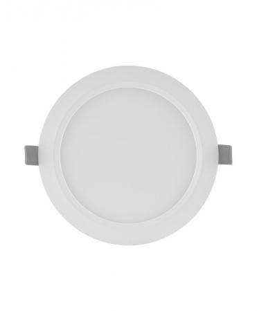 Osram Ledvance Downlight LED Slim DN205 Round 22W 3000K LED Panel weiß