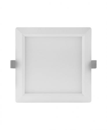 LEDVANCE Downlight LED Slim SQ105 Eckig 6W 3000K LED Panel weiß
