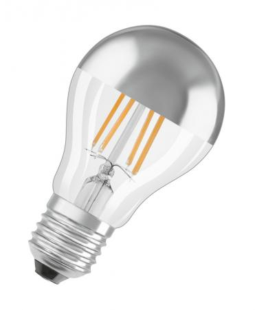 470 lumen osram led star retrofit a40 e27 filament 4w 2700k wie 40w - Kopfspiegellampe led e27 ...