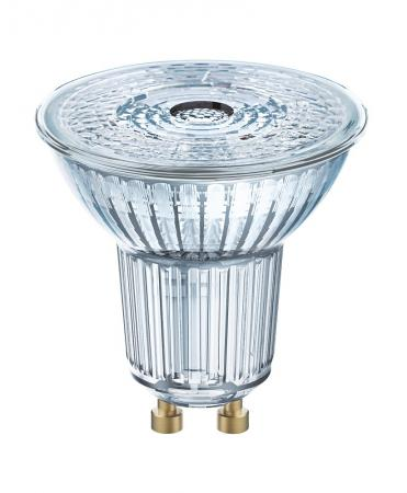 OSRAM LED BASE PAR16 GU10 LED Strahler 3.6W=50W 36° 4000K GLAS 12er-PACK