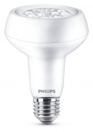 Philips LED R80 E27 Reflektor 7W 40° 2700K wie 100W