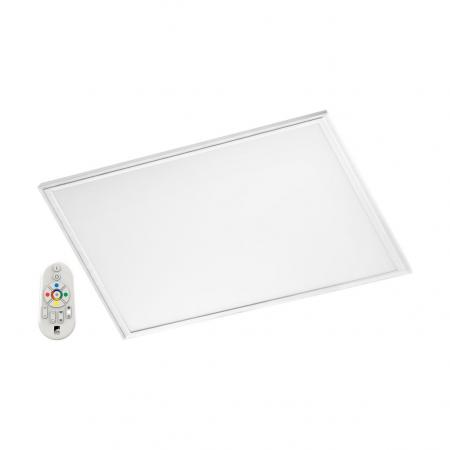 EGLO connect 96662 SALOBRENA-C LED Rasterleuchte 16W 2765K weiss