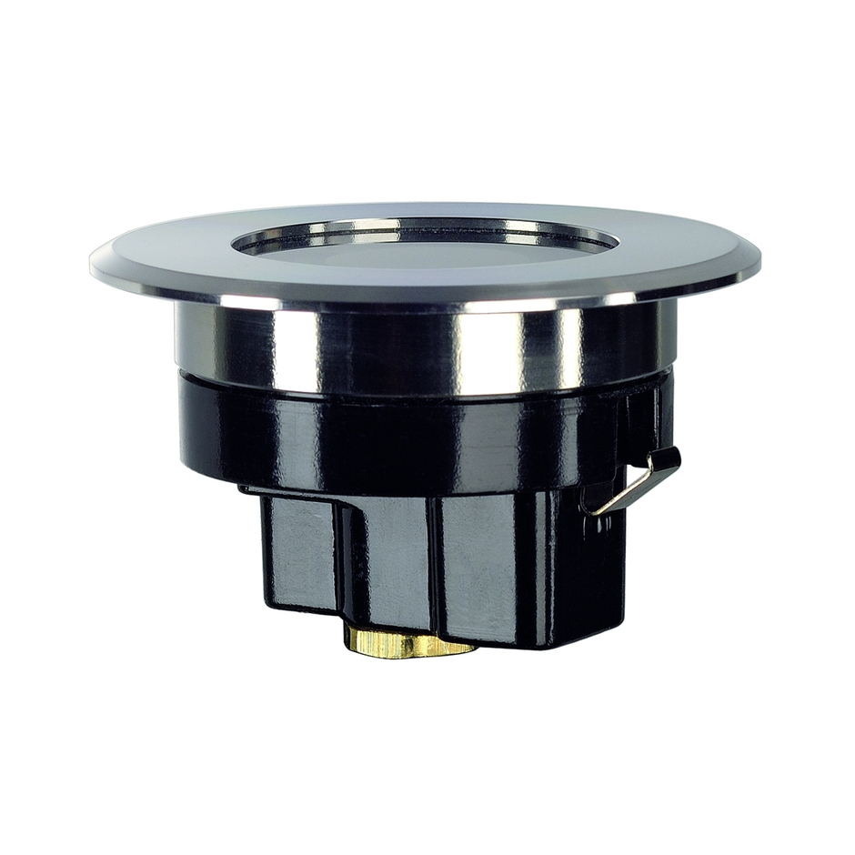 slv 228412 dasar flat led 230v bodenein baustrahler rund. Black Bedroom Furniture Sets. Home Design Ideas