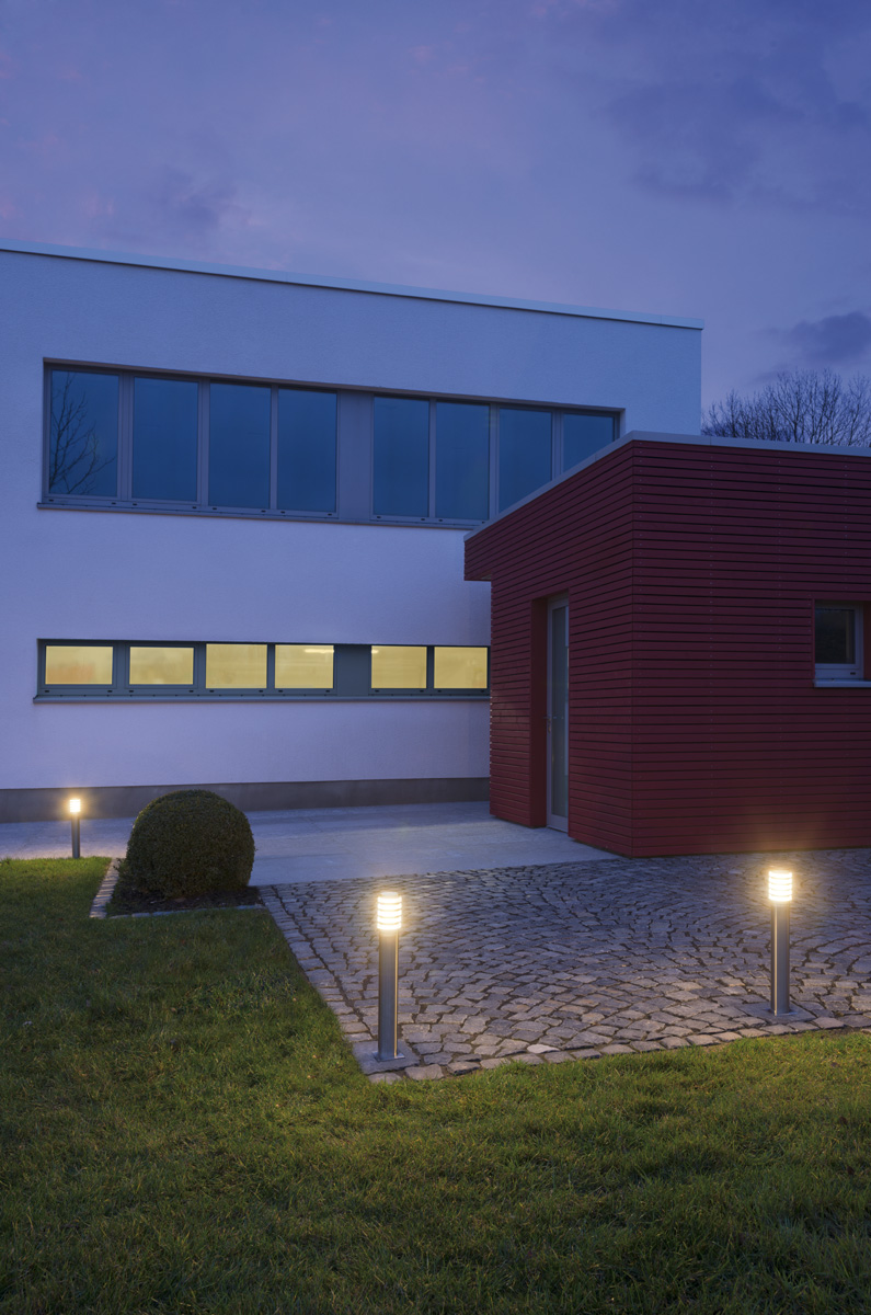 slv 231602 big nails plus 50 stehleuchte edelstahl 304. Black Bedroom Furniture Sets. Home Design Ideas