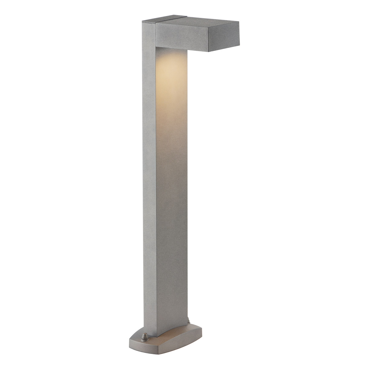 slv 232294 quadrasyl stehleuchte sl 75 eckig silbergrau. Black Bedroom Furniture Sets. Home Design Ideas