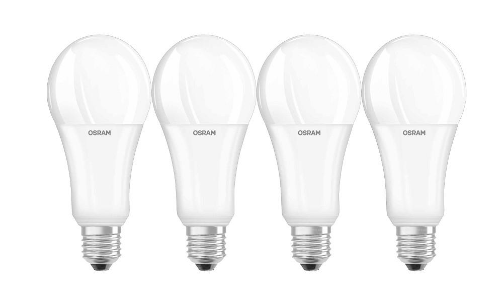 Osram LED Superstar CLA150 21W E27 dimmbar warmweiß 2500 Lumen  wie 150W