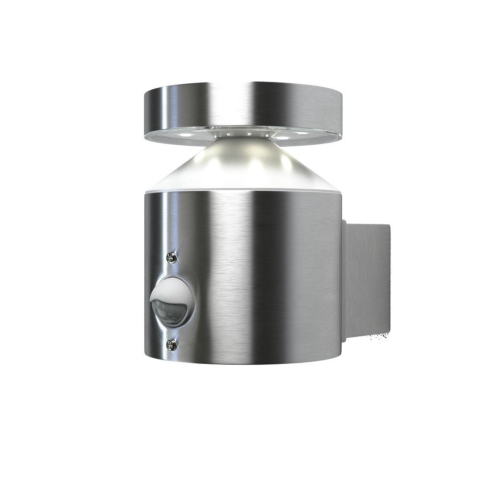 osram endura style cylinder wall 6w sensor edelstahl. Black Bedroom Furniture Sets. Home Design Ideas