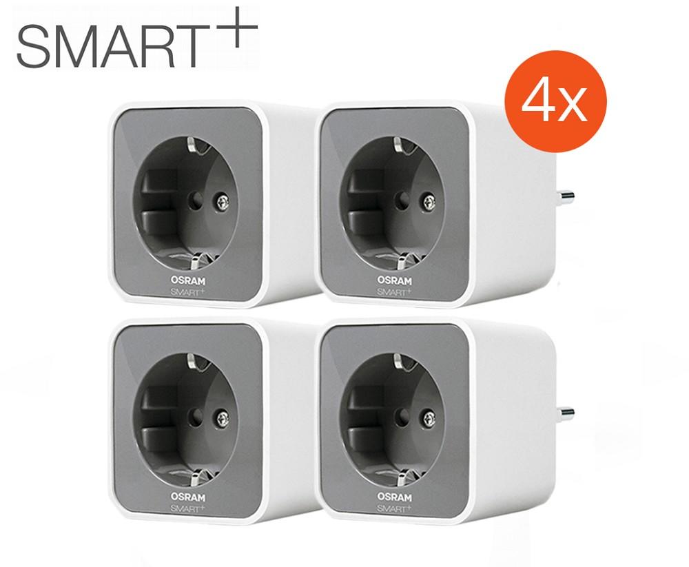 osram smart plug wlan wifi schaltbare steckdose. Black Bedroom Furniture Sets. Home Design Ideas