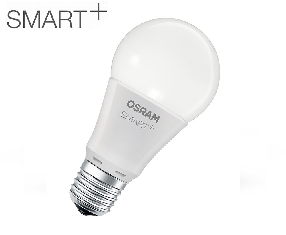 Osram SMART+ Classic A60 RGBW Farbwechsel LED Lampe