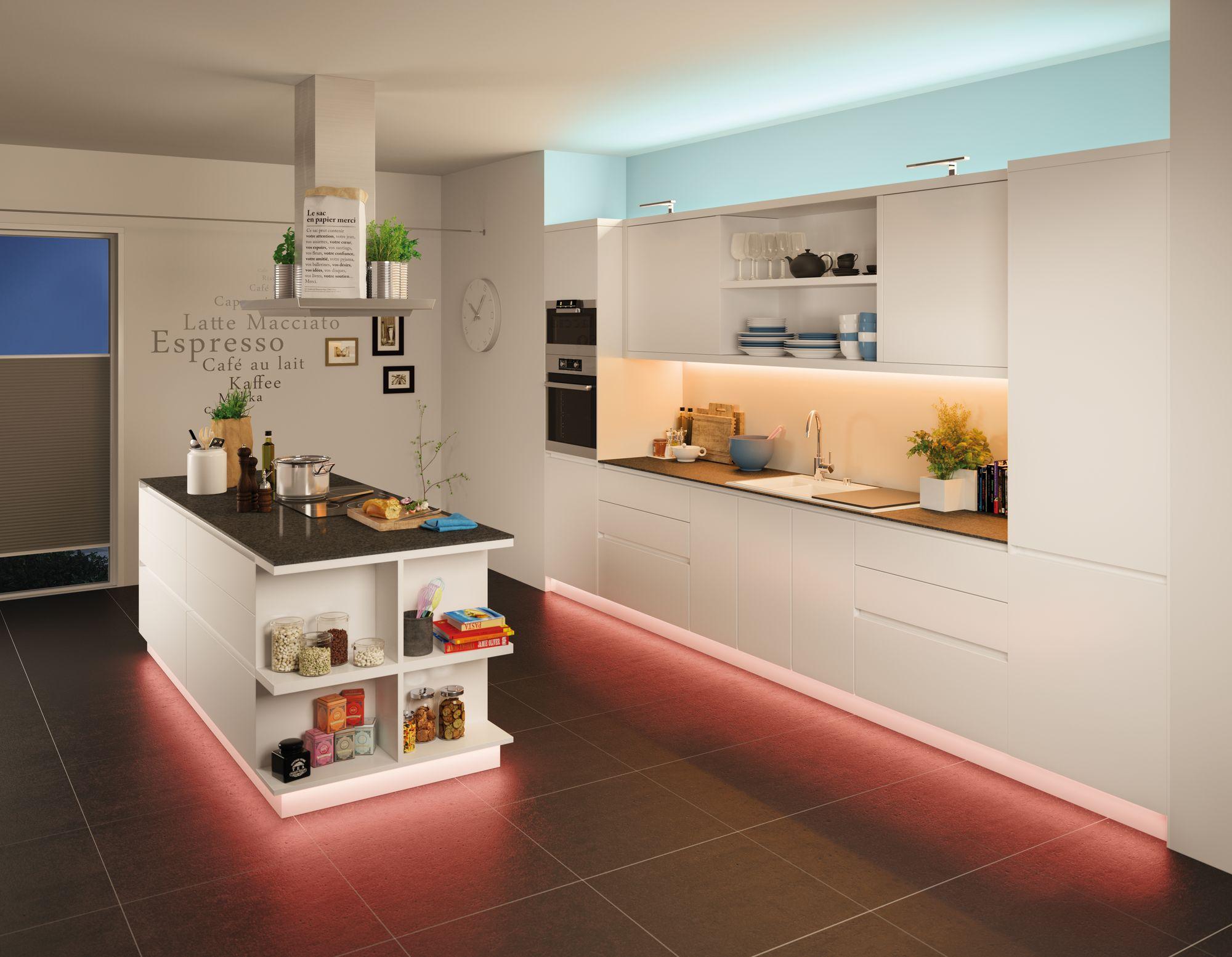 Paulmann Home LED Strip Set Reflex 20W 3m RGBW