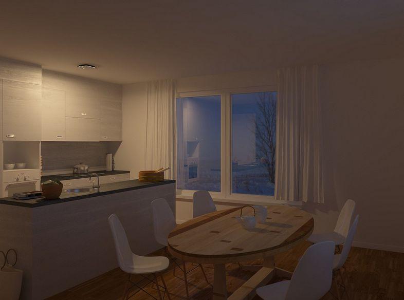 philips ledino 32157 31 16 styla led deckenleuchte 9x2 5w wei. Black Bedroom Furniture Sets. Home Design Ideas