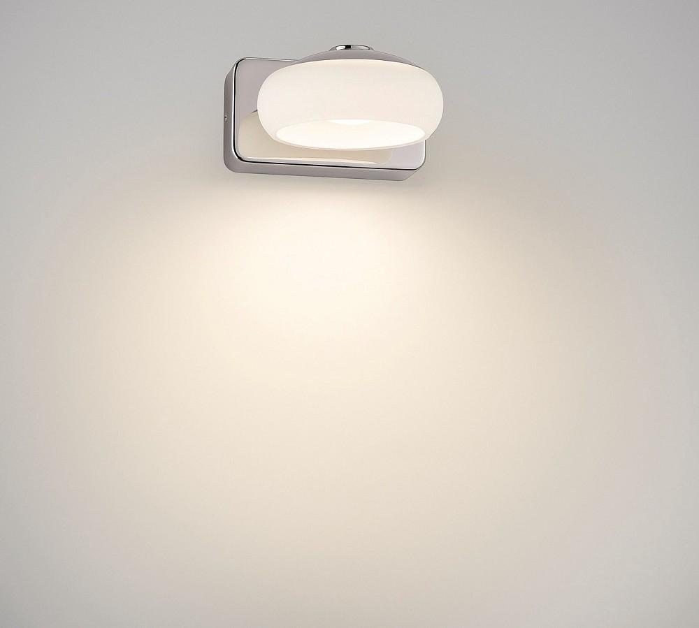 PHILIPS myBathroom Silk 34046/11/16 LED-Wandleuchte IP44 ...