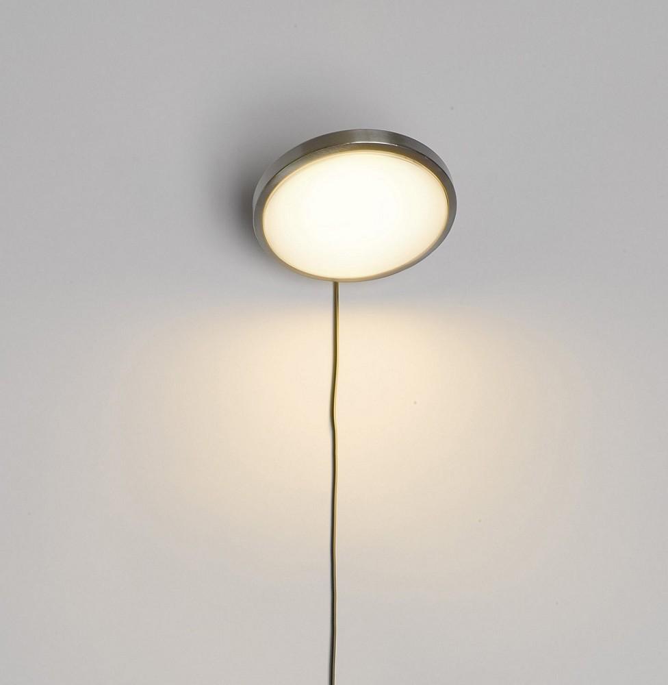 philips mygarden moon 178158716 solar led wand aussenleuchte edelstahl. Black Bedroom Furniture Sets. Home Design Ideas