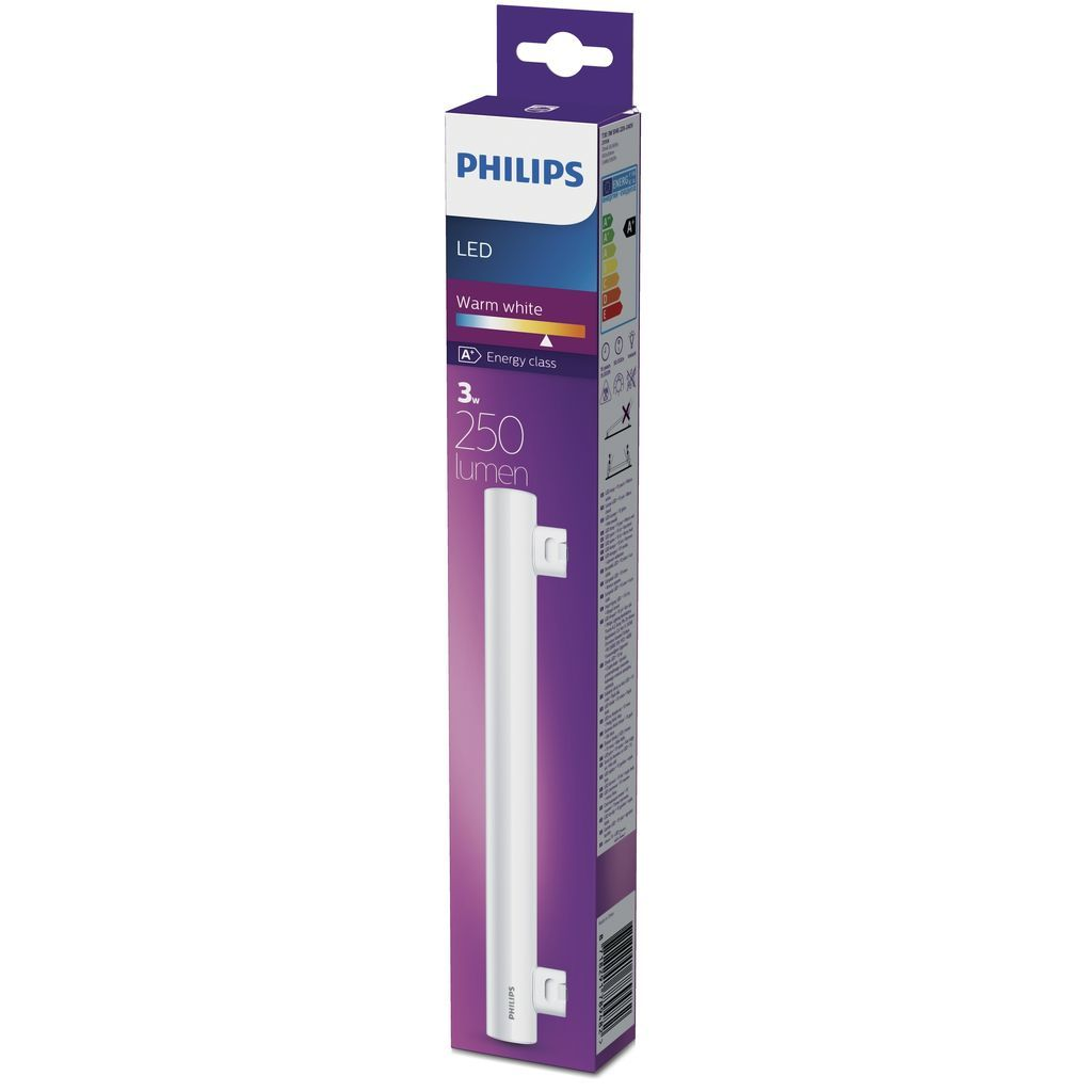 philips led 300mm s14s r hre 3w 2700k wie 35w. Black Bedroom Furniture Sets. Home Design Ideas