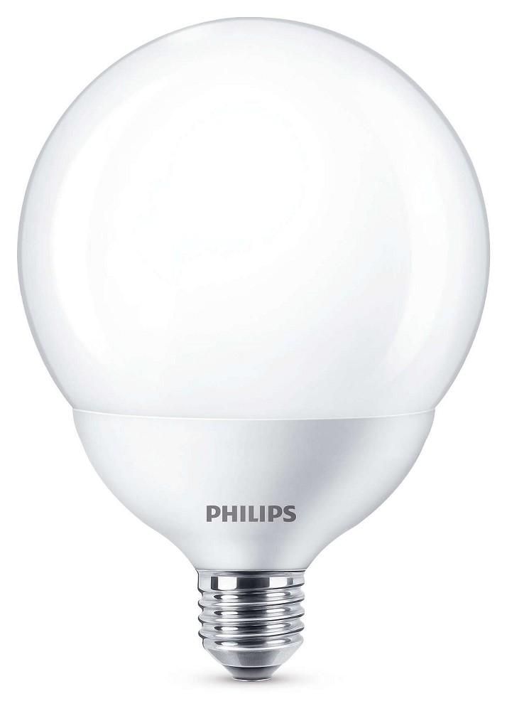 2000 lumen philips led globe g120 e27 lampe 18w 2700k wie 120w. Black Bedroom Furniture Sets. Home Design Ideas