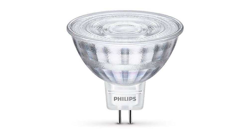 Philips LEDClassic GU5.3 MR16 Strahler 3W 36° 2700K Wie 20W