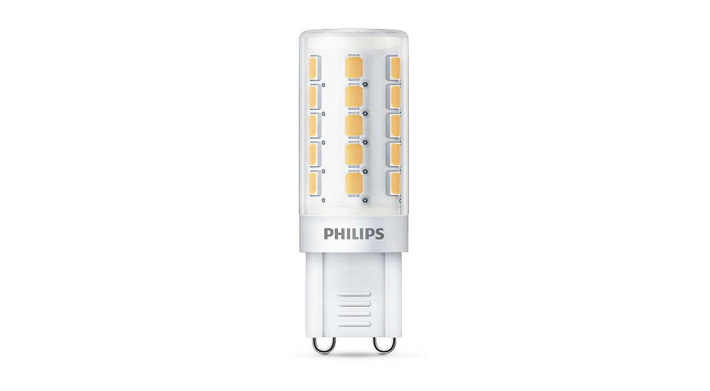 philips led g9 capsule 1 9w 2700k wie 25w. Black Bedroom Furniture Sets. Home Design Ideas