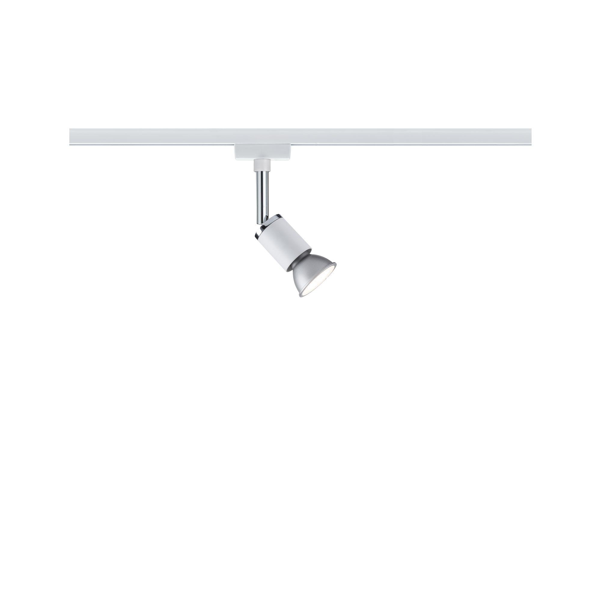 Paulmann URail System Spot Pure I max 1x10W GU10 Chrom Decken-Leuchte Lampe