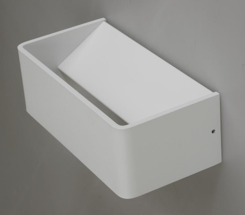 mylight 399630 mainz led wandleuchte ip20 dimmbar wei eek a. Black Bedroom Furniture Sets. Home Design Ideas