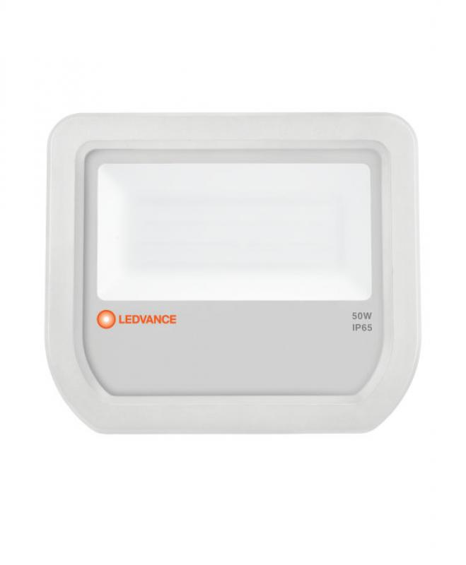 LEDVANCE FLOOD LED 50W 6500K 5250 Lumen IP65 Floodlight Fluter weiß