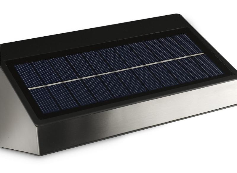 philips mygarden greenhouse 178114716 sensor solar edelstahl. Black Bedroom Furniture Sets. Home Design Ideas