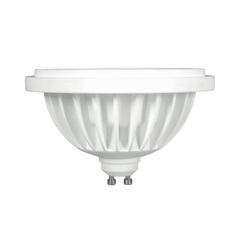 bioledex es111 led spot gu10 15w 1200lm neutralweiss. Black Bedroom Furniture Sets. Home Design Ideas