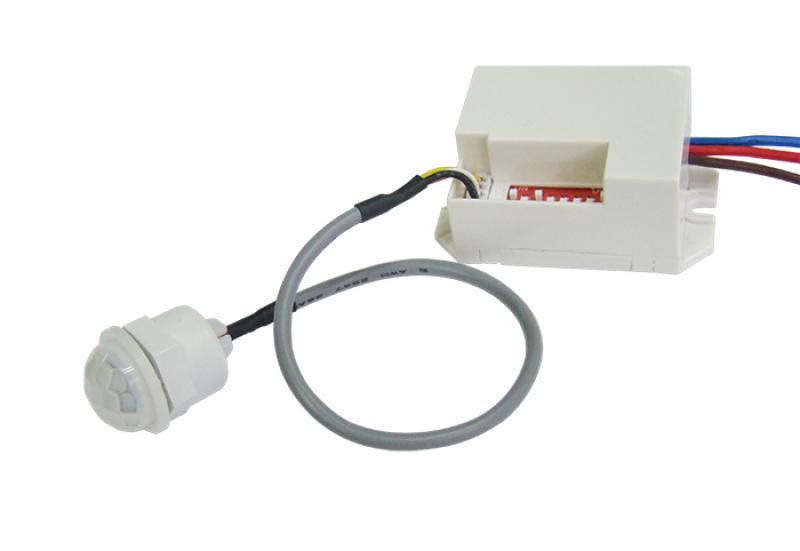 Mini-Bewegungsmelder Unterputz Sensor