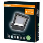 OSRAM LED Fluter ENDURA FLOOD LED 150W DG 4000K Neutralweiß IP65 grau