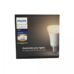 Philips Hue White Starter Set mit 3xE27, Bridge, Dimmschalter - Bluetooth/ZigBee